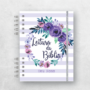 Listras e Flores Lilás