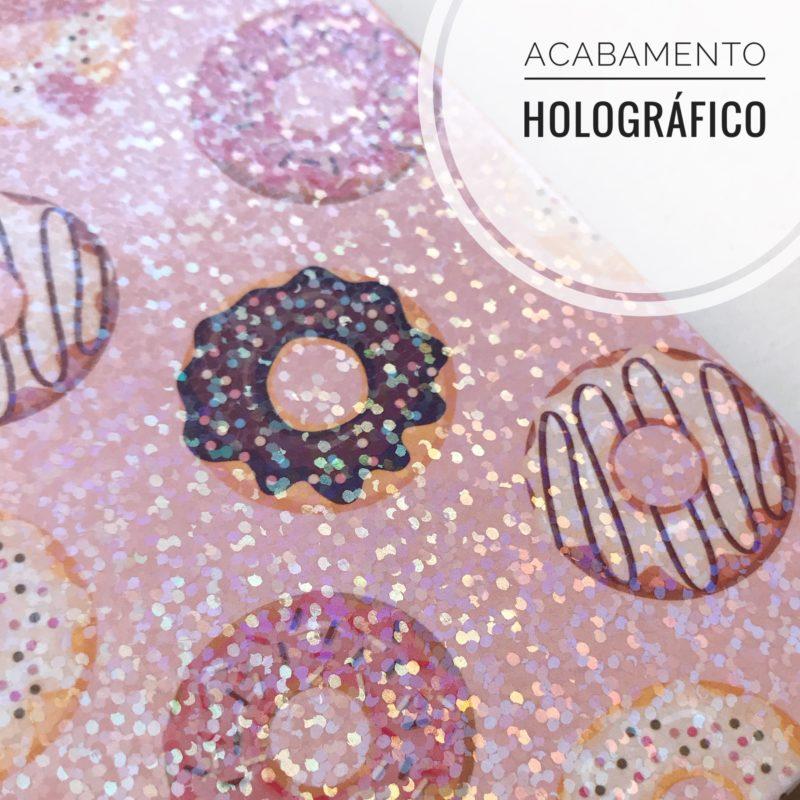 Acabamento Holográfico
