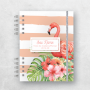 aquarela – flamingo