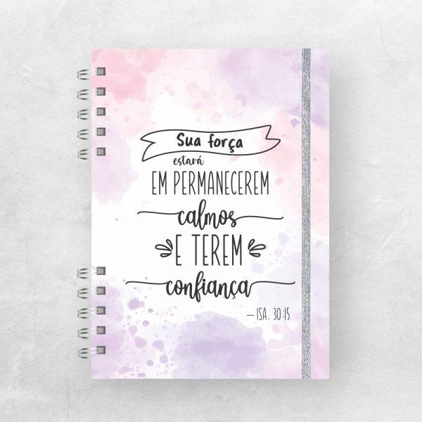 Isaías 30:15 lilás