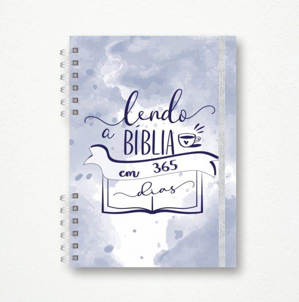 Lendo a Bíblia em 365 dias – masculina